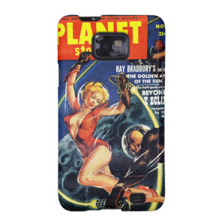 Planet Stories - Beyond the X Ecliptic Samsung Galaxy S2 Cases