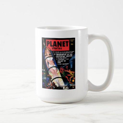 Planet Stories - The Werwile Mug
