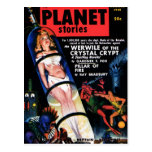 Planet Stories - The Werwile Postcard