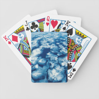 Planet Surface Bicycle Playing Cards