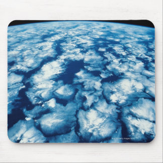 Planet Surface Mouse Mat