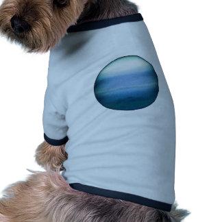 PLANET URANUS (solar system) ~~ Ringer Dog Shirt
