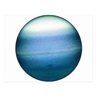 PLANET URANUS (solar system) ~ Postcard