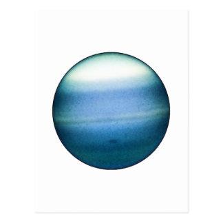 PLANET URANUS (solar system) ~~ Postcard