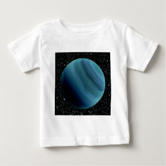 PLANET URANUS star background (solar system) ~~ Baby T-Shirt