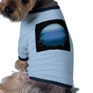 PLANET URANUS star background (solar system) ~ Ringer Dog Shirt