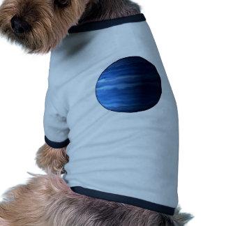 PLANET URANUS v2 (solar system) ~~ Ringer Dog Shirt