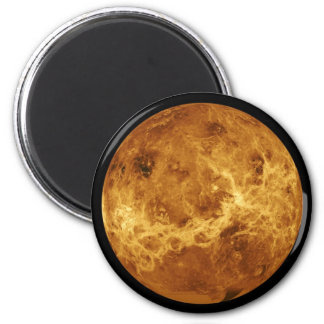 Planet Venus Astronomy Collector Magnet