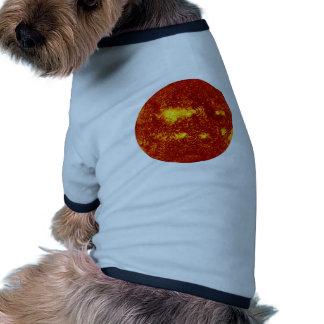 PLANET VENUS TRANSIT high definition  solor system Ringer Dog Shirt