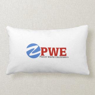 Planet World Electronics Throw Pillow Cushion