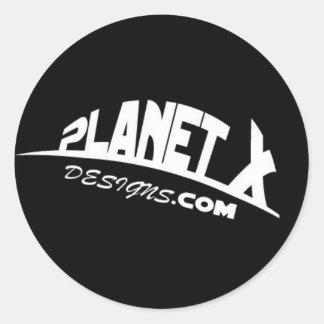 planet x designs stickers