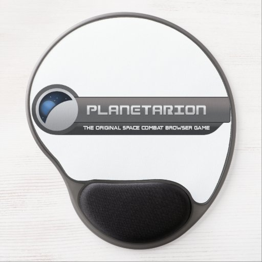 Planetarion Deluxe Mousemat Gel Mouse Pad