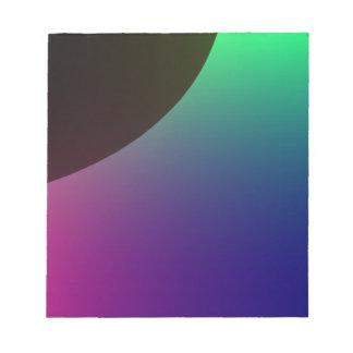 Planetary Aurora Notepad