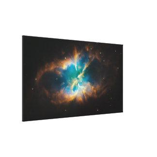Planetary Nebula Gallery Wrapped Canvas