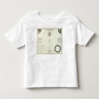 Planetensystem der Sonne Toddler T-Shirt