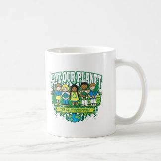 PlanetKids The Last Frontier Basic White Mug
