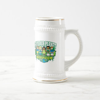 PlanetKids The Last Frontier Coffee Mugs