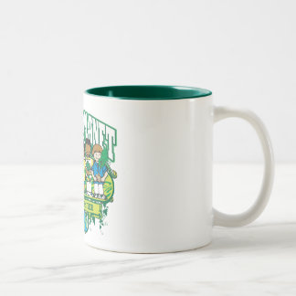 PlanetKids The Last Frontier Two-Tone Coffee Mug