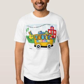 Planetpals Schoolbus T-shirts
