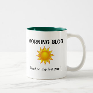 PlanetPOV - Morning Blog - Coffee Cup