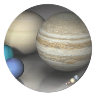 Planets 2 plate