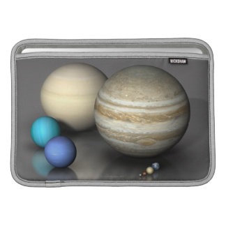 Planets 2 sleeve for MacBook air