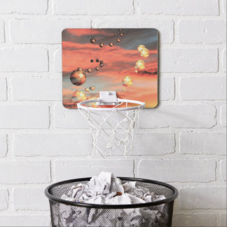 Planets Abound Mini Basketball Hoop