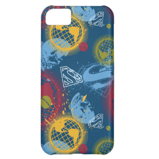 Planets and Logo Pattern iPhone 5C Case