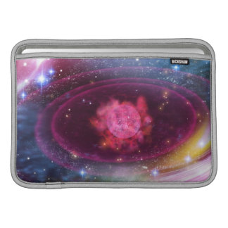 Planets in Formation MacBook Air Sleeves