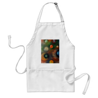 Planets in space standard apron