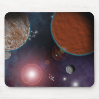 Planets Mouse Mat