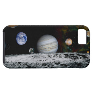 Planets of the Solar System iPhone 5 Case