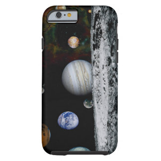 Planets of the Solar System Tough iPhone 6 Case