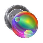 Planets Pinback Button