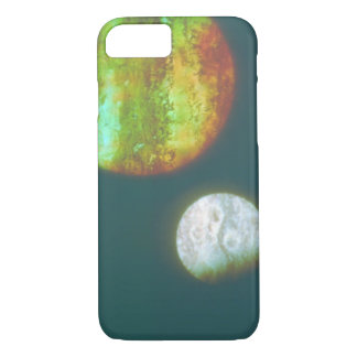 Planets. (planets;space;close_Space Scenes iPhone 7 Case