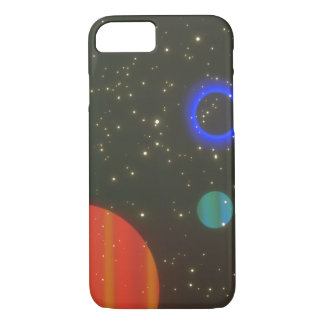 Planets. (planets;space;stars_Space Scenes iPhone 7 Case