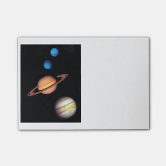 Planets Post-it Notes