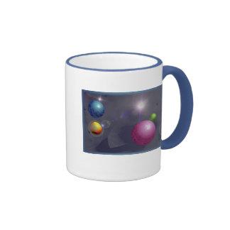 Planets Ringer Mug