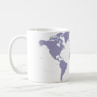 Planisphere Basic White Mug