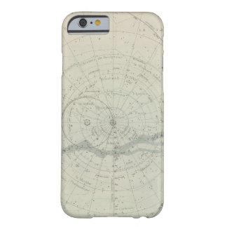 Planisphere Celeste Hemisphere Barely There iPhone 6 Case