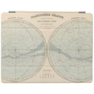 Planisphere Celeste Hemisphere iPad Cover