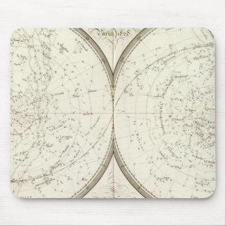 Planispheres celestes - Celestial Mouse Mat