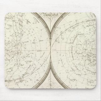 Planispheres celestes - Celestial Mouse Pad