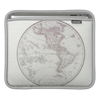 Planispheric Map Sleeve For iPads