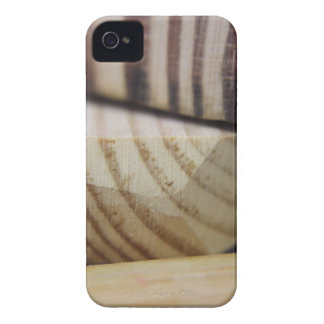 planks of wood iPhone 4 Case-Mate case