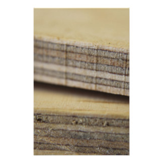 planks of wood stationery