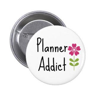 Planner Addict Pin