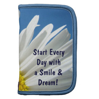Planner Start Every Day with a Smile & Dream