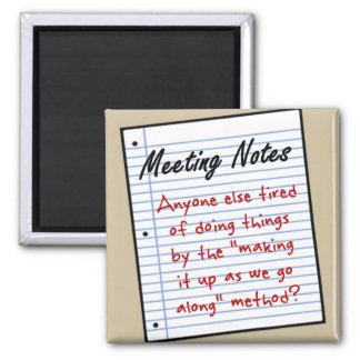 Planning Meeting Magnet