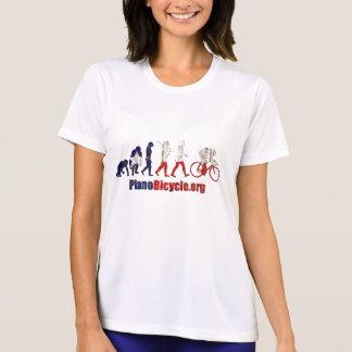 Plano Bicycle Association Evolution Artwork gifts Tshirts